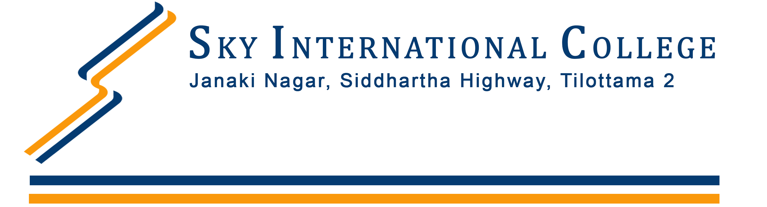 Sky International college